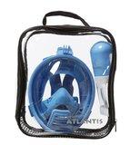 Atlantis 2.0 Kids Snorkelmasker Blue_