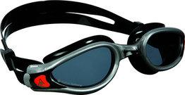 Kaiman EXO Dark Lens Silver/Black zwembril