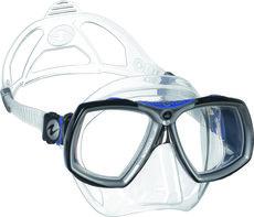 Duikbril op sterkte Aqualung Look 2 kleur TS Blauw Compleet