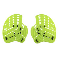 Aqua Fitness Strength Paddle Neon M