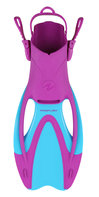Snorkelvin / flipper Proflex II Junior Purple S/M (32-35)