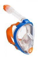 Snorkelmasker volgelaats Aria professional blauw