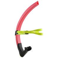 Zwem snorkel Focus Front Snorkel Coral / Green