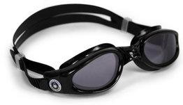 Kaiman Small Dark Lens Black zwembril