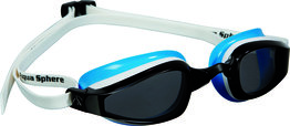 K180 Lady Dark Lens White/Baia zwembril