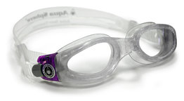 Kaiman Lady Clear Lens Sparkle/Purple zwembril