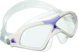 Seal XP 2 Lady Clear Lens White/Lavender