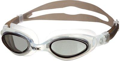 Seac Star Zwart-wit Zwembril