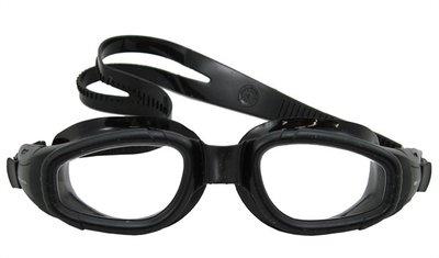 Zwembril zwart Aquatics