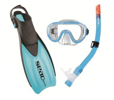 Seac Tris Sprint Junior Snorkelset