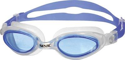 Seac Star Blauw-Wit Zwembril