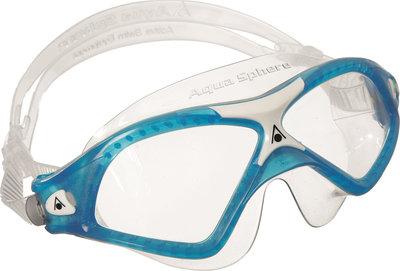 Seal XP 2 Clear Lens Aqua/White