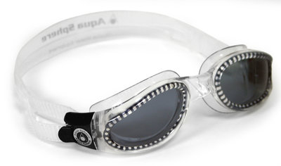 Zwembril Aqua Sphere Kaiman Regulair Fit DK/L Zwembril