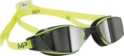 Zwembril Xceed Mirrored Lens Yellow-Black