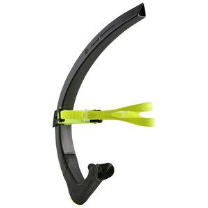 Zwem snorkel Focus Front Snorkel Black / Green