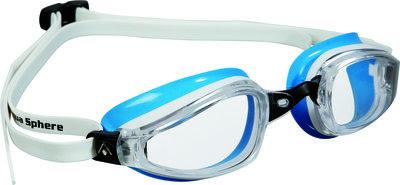 K180 Lady Clear Lens White/Baia zwembril