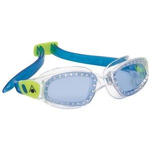 Kinderzwembril Kameleon Kid Blue Lens Clear/Lime