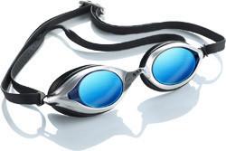 Zwembril op sterkte Sable MT101 met optische glazen op sterkte