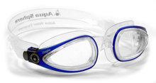 Aqua Sphere Eagle zwembril geschikt als optische zwembril op sterkte