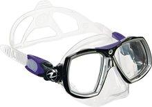 Look 2 midi duikbril op sterkte compleet