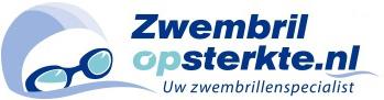 logo Zwembril op sterkte